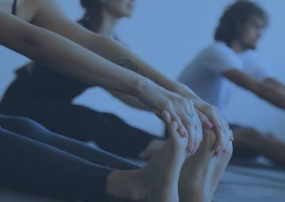 Start met yoga